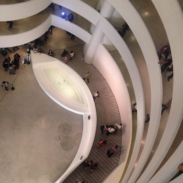 Solomon Guggenheim Musuem NYC Photography RawMultimedia RichardoAWilson