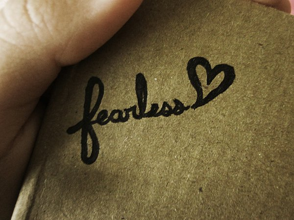 To-be-Fearless
